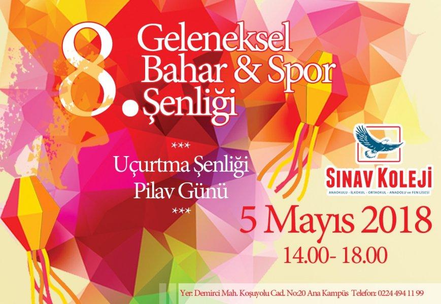 8.Bahar & Spor Şenliği