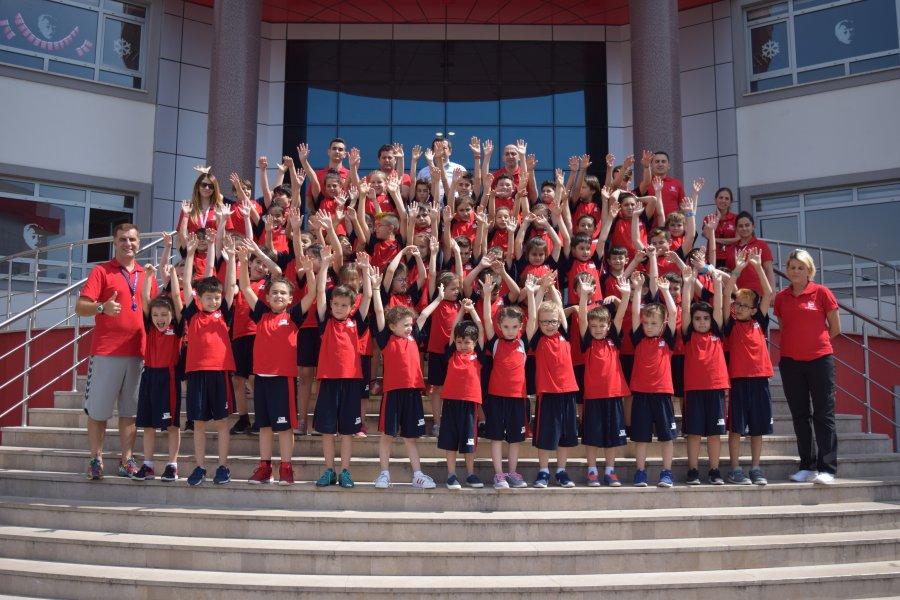 2018 Tam Gün Yaz Spor Okulları 1. Dönem Başladı