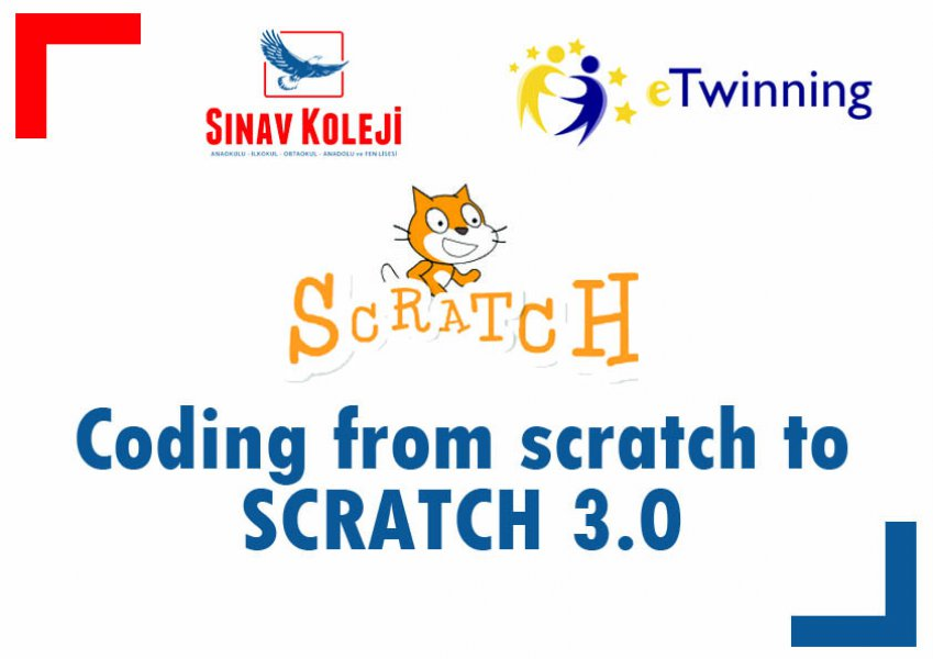Coding from scratch to SCRATCH 3.0