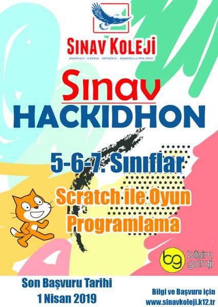 SINAV HACKIDHON'19