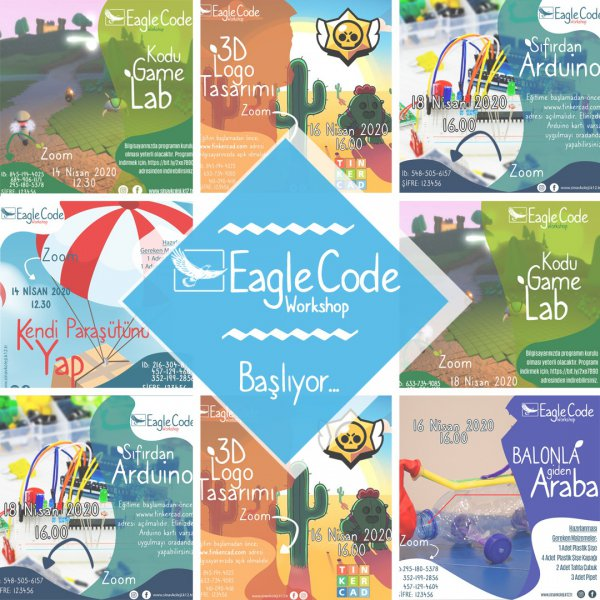 EAGLECODE WORKSHOP